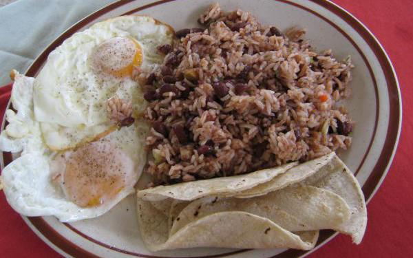 Costa Rican Beans Amp Rice Gallo Pinto Recipe