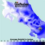 Rainfall Contour Maps