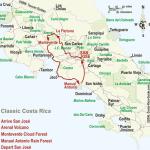 Costa Rica Classic Itinerary