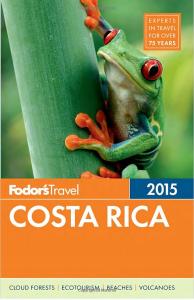 Fodor's Costa Rica Travel Guidebook