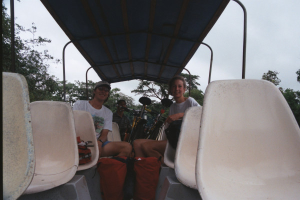 Caño Negro Boat