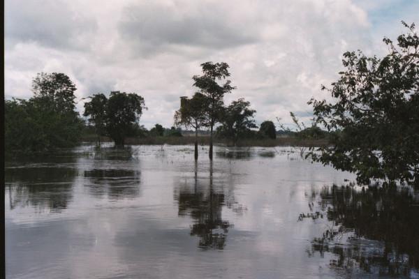 Seasonal flooding