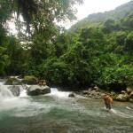 Quebrada Mari to Fila Bugu