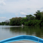 Riverboats on the Rio Frio, Cano Negro National Wildlife refuge