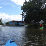 Dock and Bar - Cano Negro