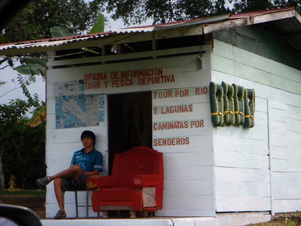 Tour Office, Cano Negro