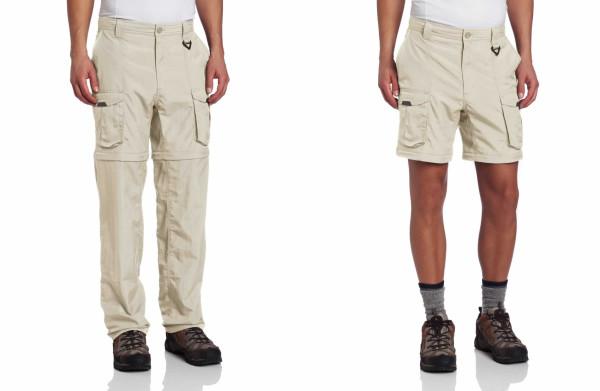 Slortz- zippered, slack, pants, shorts things
