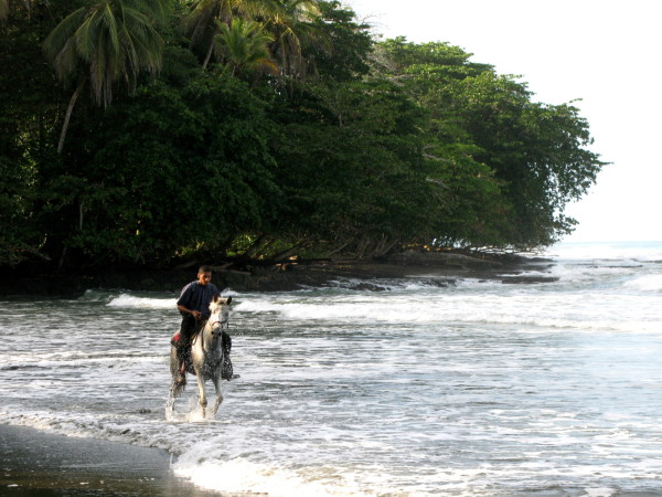 Playa Negra Cahuita