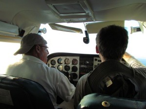Alvaro is the pilot for Air Taxi Alfa Romeo on the Osa peninsula and Golfo Dulce