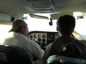 Alvaro is the pilot for Air Taxi Alfa Romeo on the Osa peninsula and Golfo Dulce
