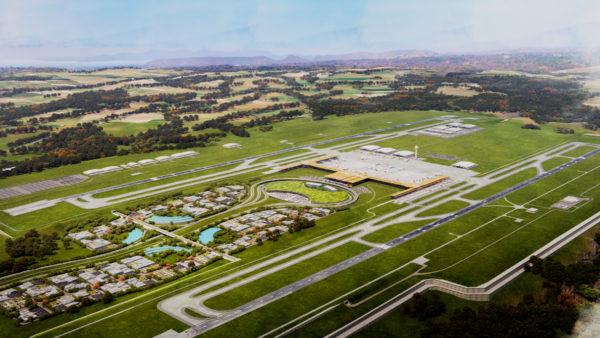 artist rendering orotina airport