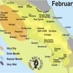 February in Costa Rica