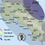 July in Costa Rica