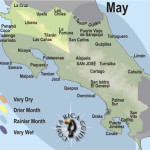 May in Costa Rica