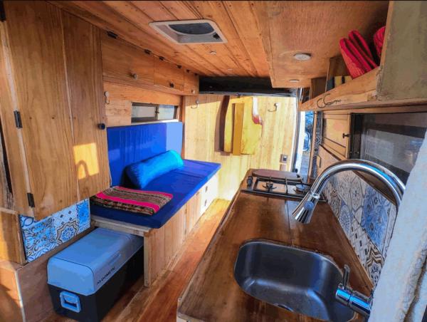 Costa Rica Camper Van