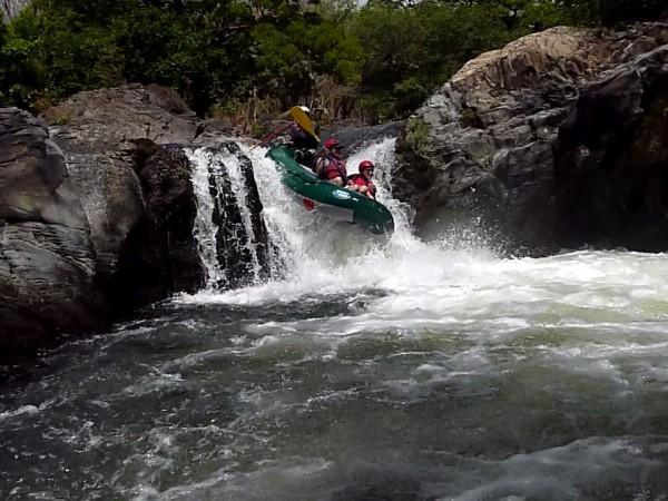Creeking - Rio Tenorio