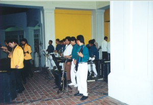 El Salvador band