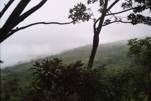 Hills above Orotina