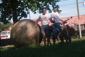 Stone Sphere Sierpe