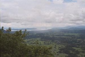 View from Cerro Barra Honda