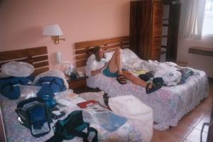 Limon hotel room