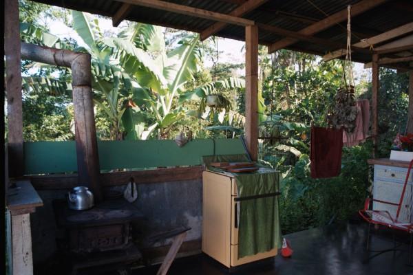 Outdoor kitchen Costa Rica