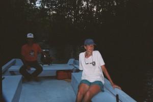 Sierpe Mangalars boat tour