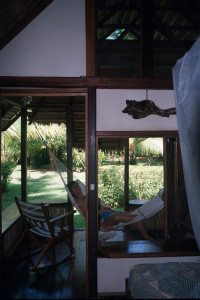 hammock Cahuita