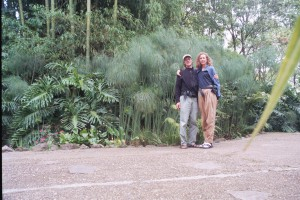 Adios and Hasta Luego from the Costa RIca bike tour summer '99