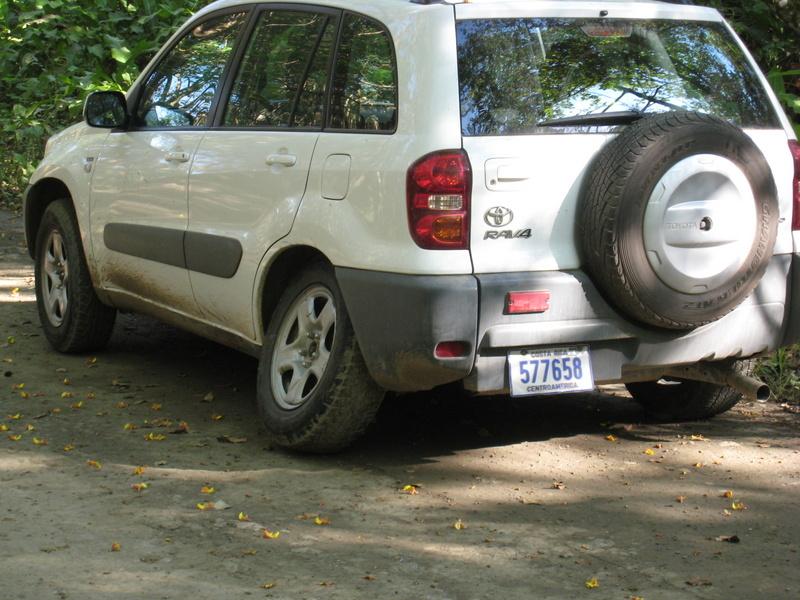 Cost Of A Rental Car In Costa Rica