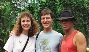 Sue Ray and Panama