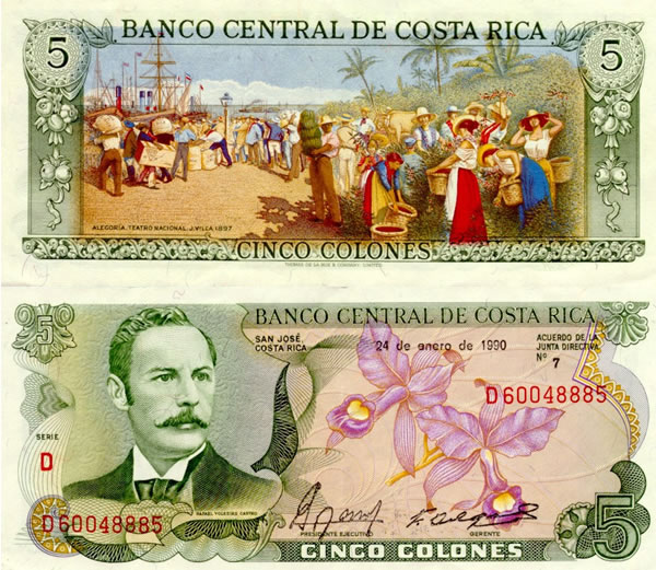 travel guides costa rica money costs