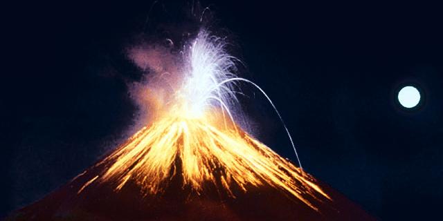 Costa Rica Top Ten Arenal Volcano