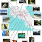 Printable Costa Rica Map
