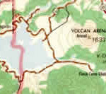 Topographic (topo) maps of Costa Rica