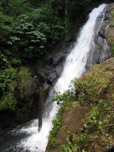 Bijagua Waterfall