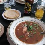 Sopa Negra Recipe (Black Bean Soup Costa Rican Style)