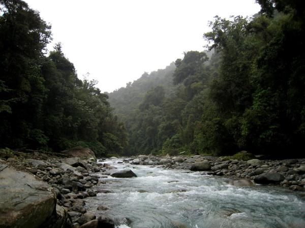 Río Grande de Orosí, Tapantí-Macizo de la Muerte National Park