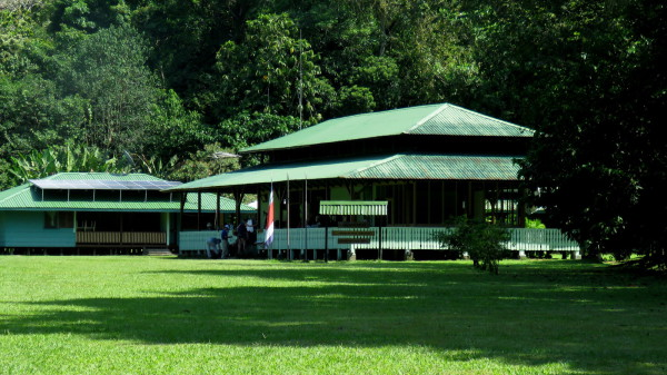 Corcovado Ranger Station