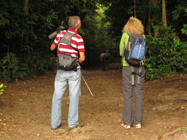 Curi Cancha has excellent trails