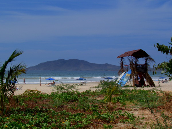 Life guard shack Tamarindo