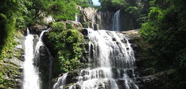 santo Cristo oaka Nauyaca Waterfall