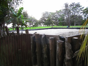 Turtle egg incubator for the Hacienda Barú National Wildlife refuge project