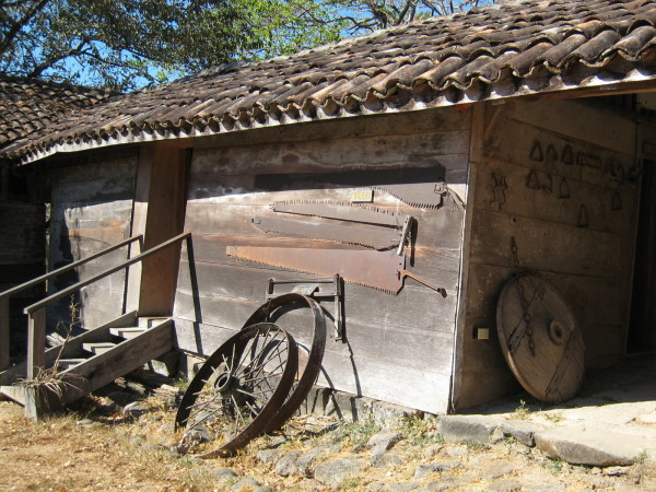 Saws and Wheels Santa Rosa la Casona