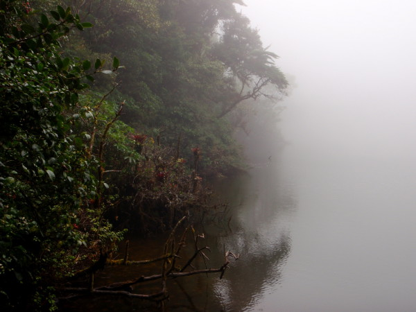 Lago Barva in the Cloud Forest