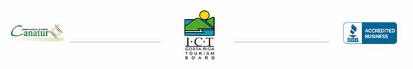 Pacific Trade Winds & Costa Rica Guide Accredited, Certified, Members