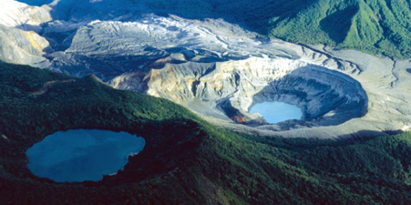 Poás Volcano and Botos Lake