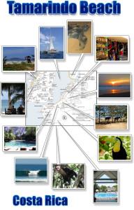 Tamarindo Langosta photo map