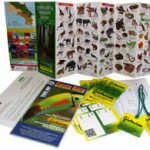 free map, wildlife guide and other stuff when you travel with us