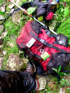 wet pack and boots La Amistad